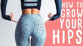 5-Minute Butt-Firming Workout | Hourglass Hips