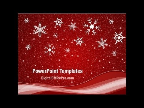 powerpoint christmas themes