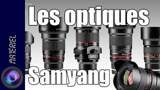 Les Optiques Samyang