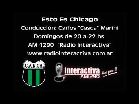 Goles de Chicago 2 - 1 Los Andes