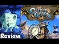 City of Gears Review - with Tom Vasel