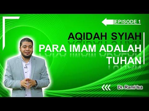 Penganut Syi`ah Menganggap Para Imam Sebagai Tuhan? [Video]