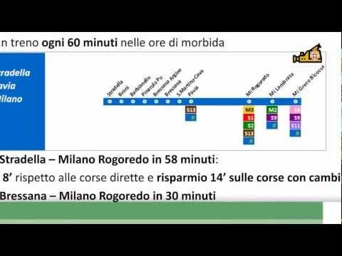 Passante Ferroviario a Pavia