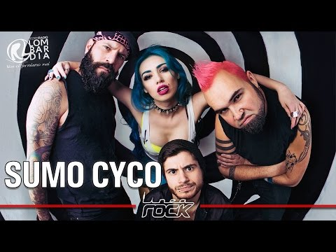 "SUMO CYCO (Matt ""MD13"" & Skye ""Sever"") - interview @Linea Rock 2017 by Barbara Caserta"