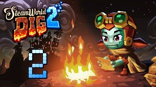 SteamWorld Dig 2 - Прохождение игры на русском [#2]   PC