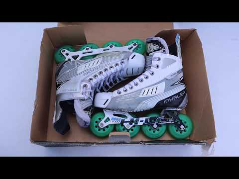 Are 7+ Year Old Roller Hockey Skates Any Good? Mission Ac-1 Rollerblade/Hockey Skate Review.
