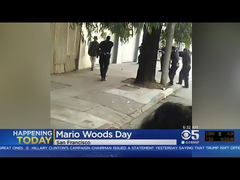 Police Unions Object To Day Remembering Mario Woods