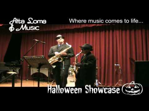 Saxophone Lessons Rancho Cucamonga CA - Alta Loma Music Lessons Showcase
