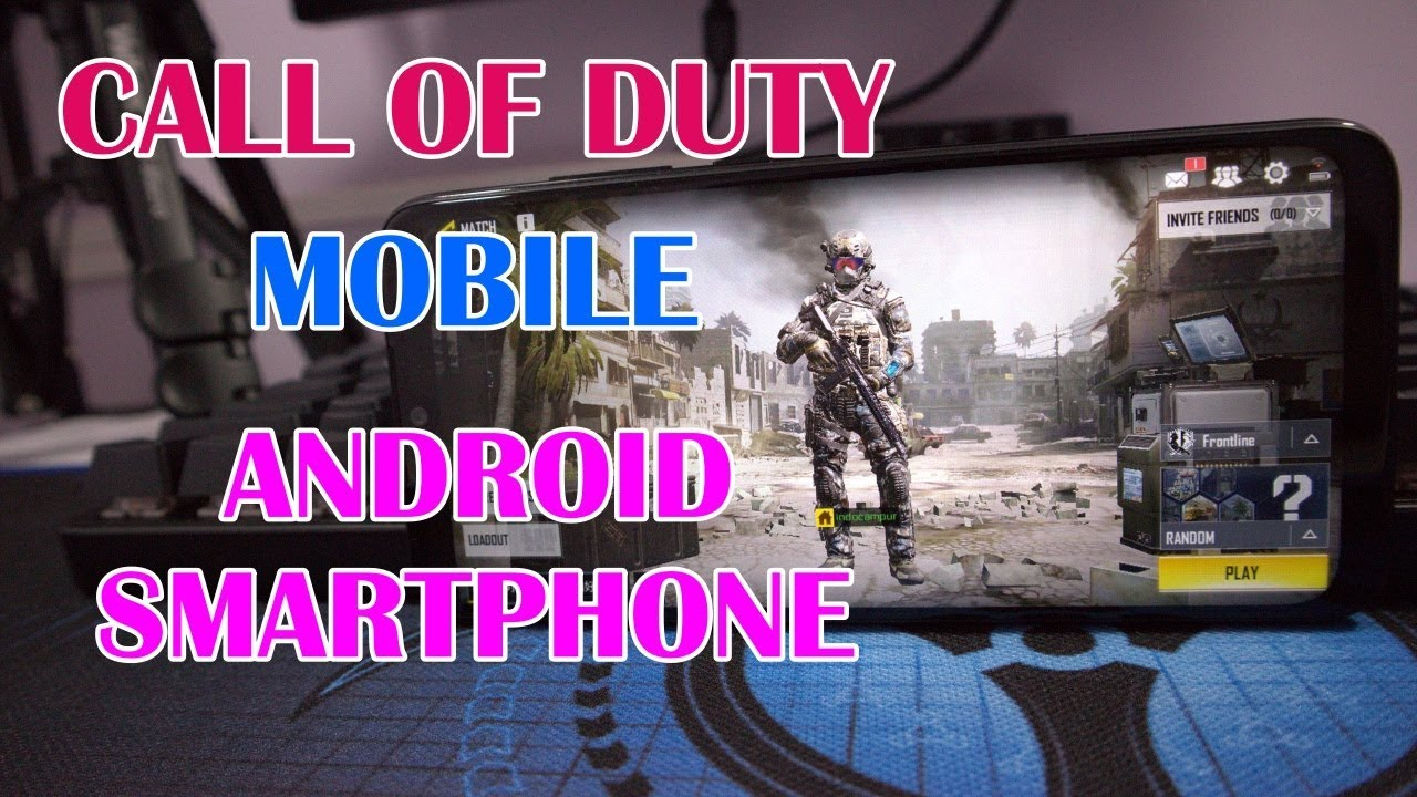 Cara Main Call of Duty Mobile di Smartphone Android (Gak Bisa Login,  Network Error) -