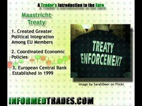 A Trader's Introduction To The Euro