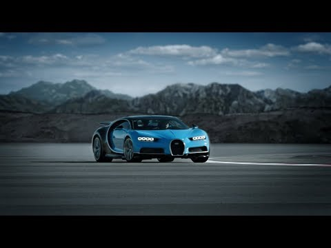 The $3.5 million Bugatti Chiron is like no other car in the world