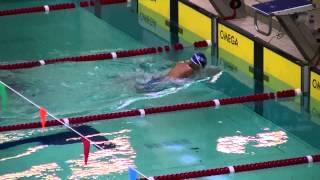 201415 葵涌區學界 聖公會主愛小學 男乙 100米蛙泳