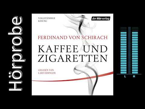 Kaffee und Zigaretten YouTube Hörbuch Trailer auf Deutsch