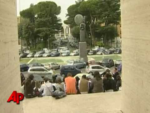 Students Occupy Schools in Italy