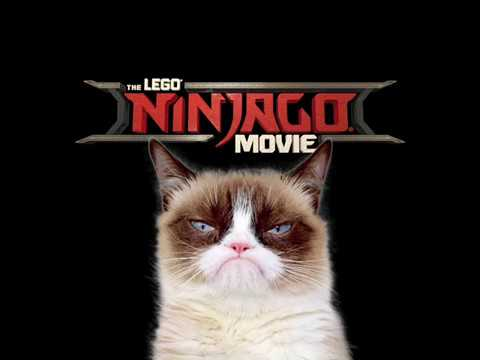 Grumpy Cat's Deleted LEGO NINJAGO Movie Scene #1