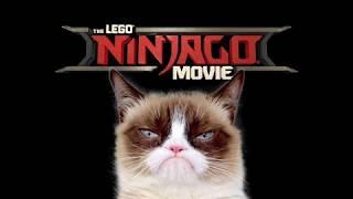 Grumpy Cat's Deleted LEGO NINJAGO Movie Scene #1