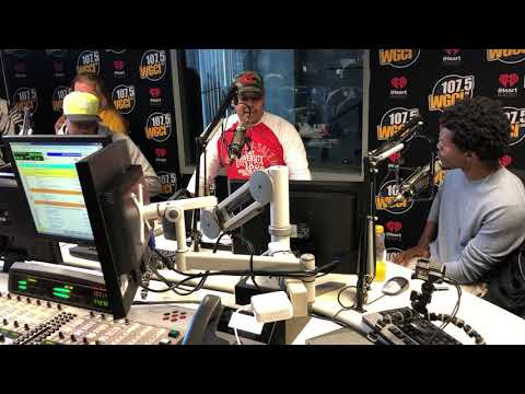 The WGCI Morning Show - Camrus Johnson Talks About The TV Show Bat Woman