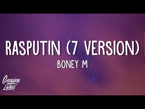 "boney-m---rasputin-(7""-version)-(tiktok-song)-""he-was-big-and-strong-in-his-eyes-a-flaming-glow"""
