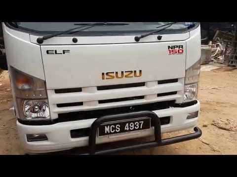 2015 ALL-NEW ISUZU NPR 150 Tipper