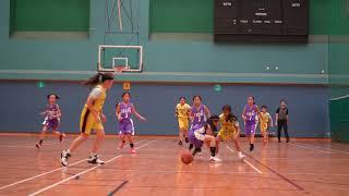 Publication Date: 2019-03-04 | Video Title: 20190219 荃灣區校際籃球比賽 海官對深天(女子籃球隊