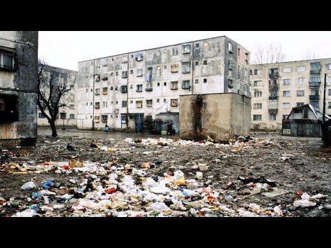 Top 25 ghetouri din Romania (Romanian ghettos)