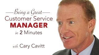 Customer Service Training: Be a Great Service Manager in 2 Minutes thumbnail