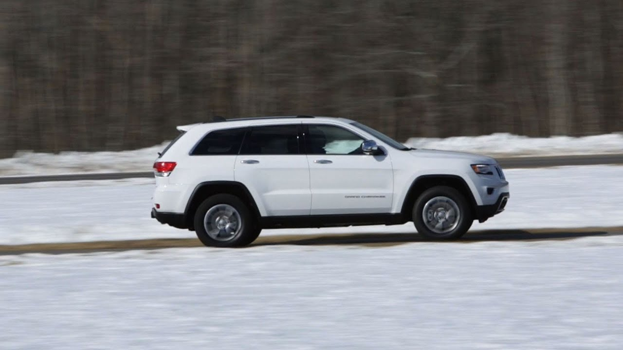 Charming 2014 Jeep Grand Cherokee First Drive | Consumer Reports   YouTube