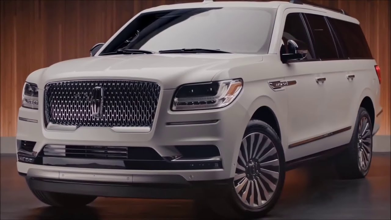 2021 lincoln navigator  world's most luxurious suv  youtube
