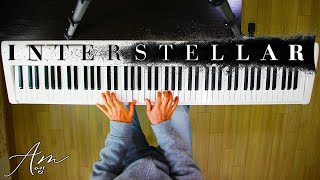 Hans Zimmer Interstellar - Main Theme Piano Cover.mp3