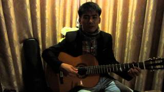 Guitar Acoustic Đêm Yên Bình - Nguyễn Kiên (nguyenkienorgan)