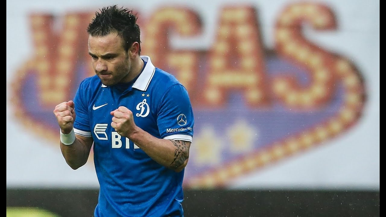 Mathieu Valbuena ○ Goals Skills & Assists ○ Dynamo Moscow