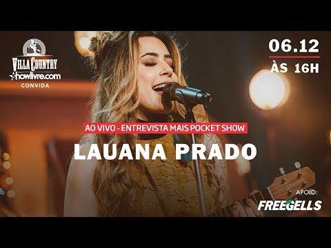 Lauana Prado no Villa Country Showlivre - Ao Vivo