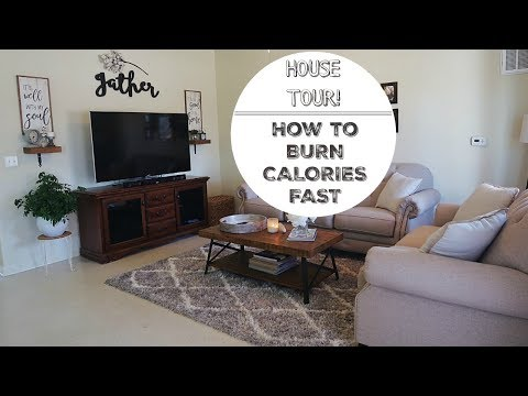 SLIMMIN IT DOWN - EP. 8    A different kind of cardio + HOUSE TOUR!