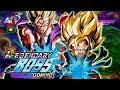 LR GOHAN & GOTEN VS. THE LEGENDARY GOKU EVENT! (DBZ: Dokkan Battle)