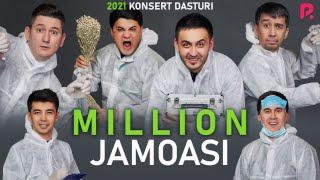 MILLION JAMOASI 2021-KONSERT DASTURI