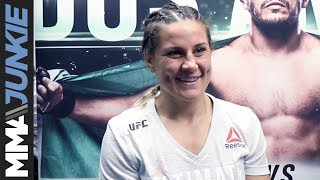 UFC on ESPN 4: Jennifer Maia full post-fight interview