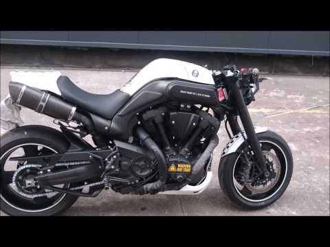 yamaha mt 01 white bull youtube. Black Bedroom Furniture Sets. Home Design Ideas