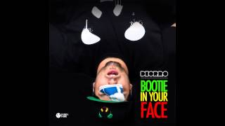 Deorro - Bootie In Your Face (Cover Art)