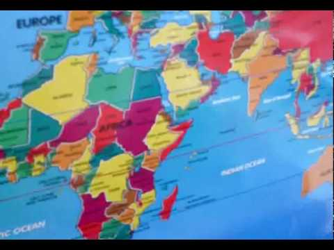 World map master 2 years 150 countries part 1 youtube world map master 2 years 150 countries part 1 gumiabroncs Gallery