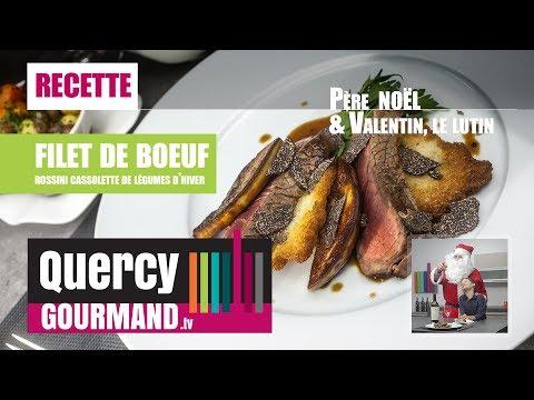 La recette du Père Noël – quercygourmand.tv