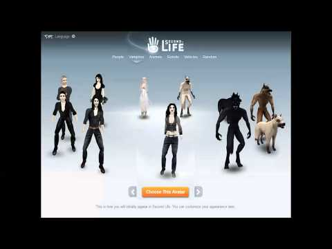 Educational Uses of Second Life - Part One of Three Part Series
