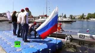 видео Аренда катеров в Санкт-Петербурге жителям