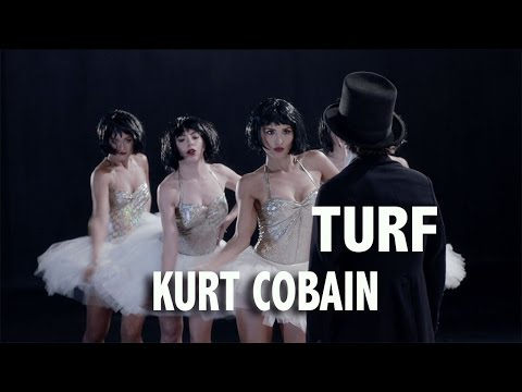 Turf - Kurt Cobain (video oficial)