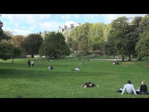 Paris mini-travelogues