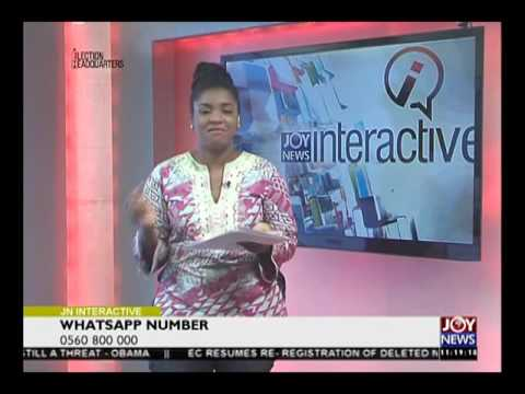 Fasting, starving and dieting - Joy News Interactive (5-8-16)