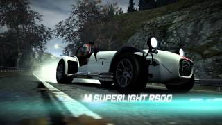 caterham r500 superlight need for speed world s 150th car
