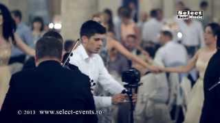 Select Music Band - Ruxandra Pitulice - Program de sarbe (Press House Ballroom)