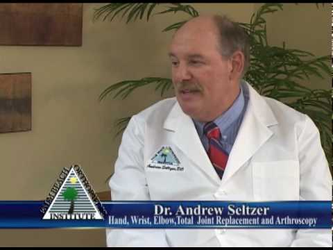 Interview with Dr. Andrew Seltzer at Palm Beach Orthopaedic Institute