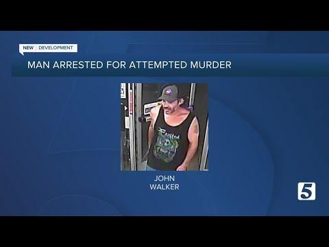 Police arrest suspect after clerk stabbed outside Green Hills 7-Eleven