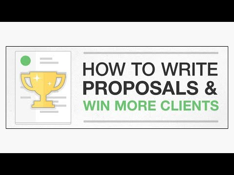 How to Write Proposals that Wins Jobs